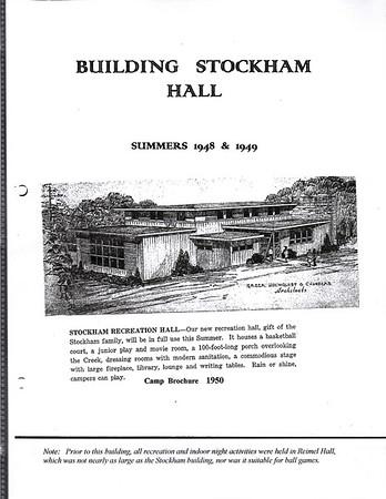 Stockham Gym Teardown
