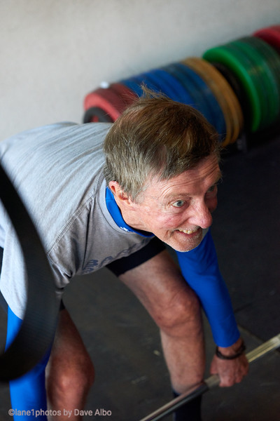 Bobby - last Barbell Strategy workout age 79