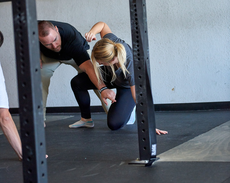 StrongFirst Kettlebell course