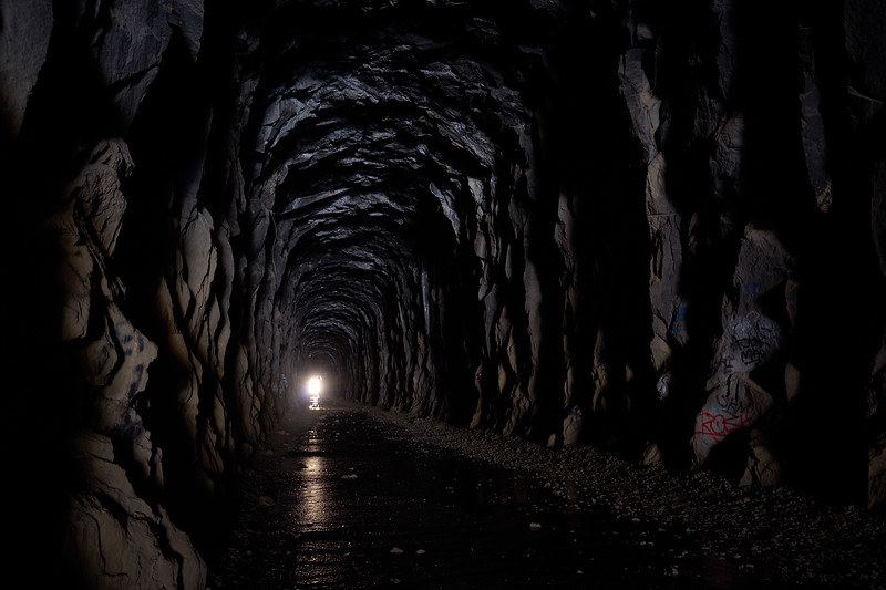 Donner Summit Railroad Tunnels