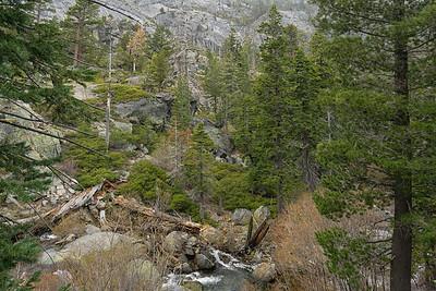 Views along the Eagle Lake trail.