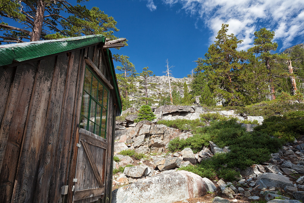 Restoration of these old cabins continues, and guided tours are sometimes available to those who hike in