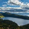 Marlette Lake from Marlette Peak.
