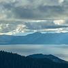 View of Lake Tahoe from Marlette Peak.