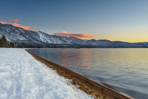 Heavenly from Nevada Beach