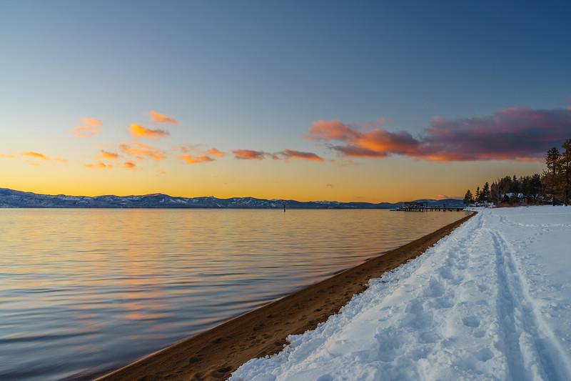 Nevada Beach, Stateline