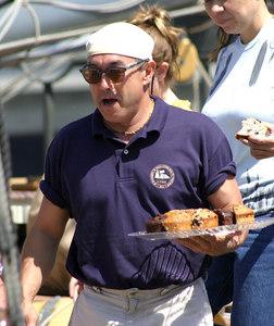 Chef Extraordinaire Pierre Cornell