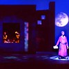 Illyria written and directed by John R. Briggs. Spring 1999. Hanaway Theatre. Produced by Plymouth State Theatre and The Music Theatre Company. Scenic Design: Liza Williams. Lighting Design: Matt Kizer. Costume Design: Matthew Brown.