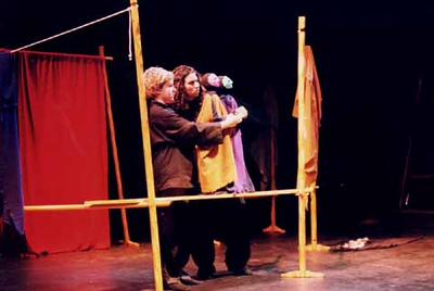 Bridges to the Subconscious<br /> February 16-19, 2000<br /> Directed by Pontine Movement Theatre and Paul Mroczka