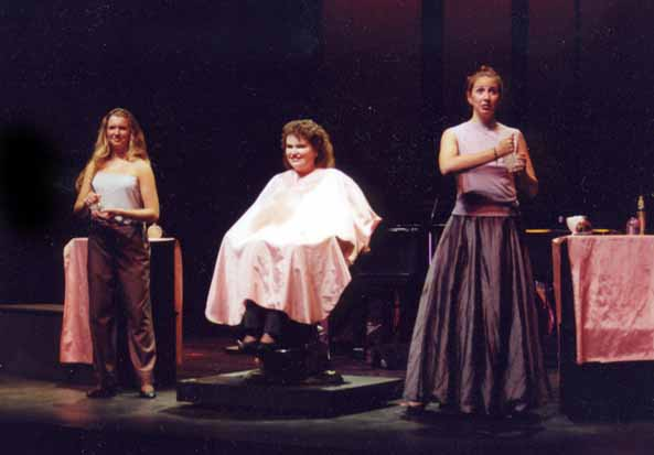 Starting Here, Starting Now<br /> by Maltby & Shire<br /> September 21-23, 2000, Hanaway Theatre<br /> Produced by Plymouth State Theatre and The Plymouth Players.<br /> Directed by Bob Lewandowski.<br /> Scenic and Lighting Design by Greg Watkins<br /> Costume Design by Megan Kimball