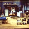Crimes of the Heart<br /> by Beth Henley<br /> September 26 - 30, 2000 in Studio Theatre<br /> Produced by Plymouth State Theatre<br /> Directed by Angela Saddler<br /> Scenic Design by Lauren Audette<br /> Costume Design by Susan MacCorkle<br /> Lighting Design by Sarah Edmunds