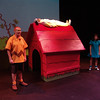 You're a Good Man, Charlie Brown<br /> by Clark Guesser<br /> September, 2004, Studio Theatre<br /> Directed by Heather Hamilton<br /> Scenic Design by Matt Kizer<br /> Costume Design by Angela Pitrone<br /> Lighting Design by Vicki Miller