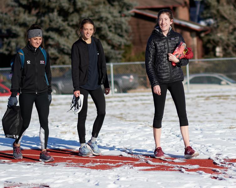 Boulder Running Groups Workout