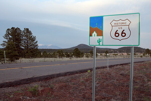 US 66 - as it was