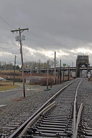 Freeways and Railroad Tracks