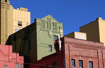 Colored Building Blocks