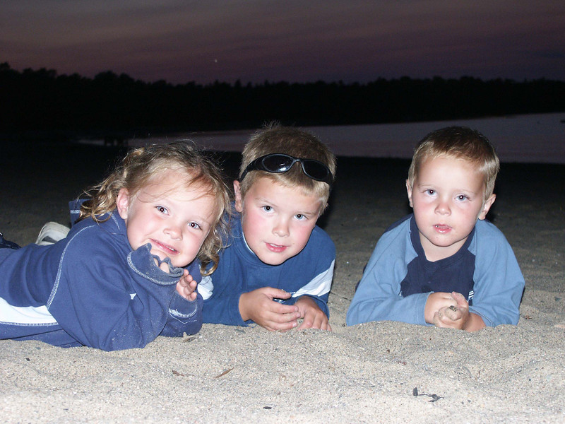 Manitoulin Beach 2003