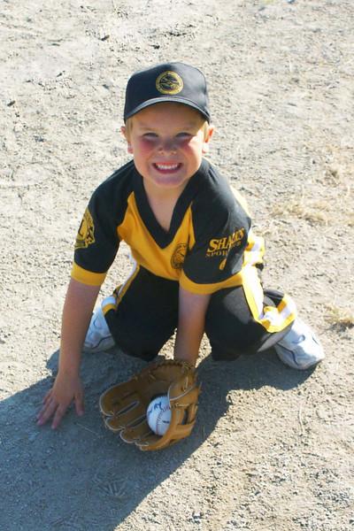 Dylan Baseball 2003