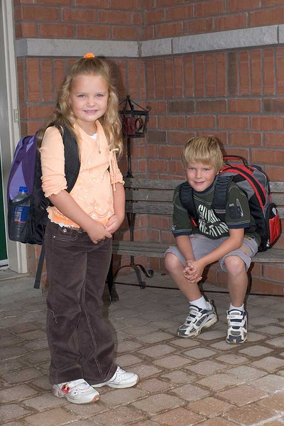 Back to School 2005