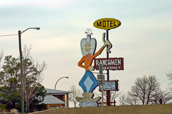 Ranchman Motel