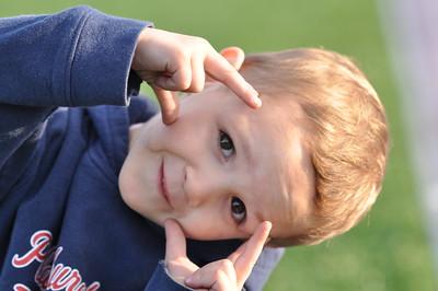 My Little guy - Gavin.