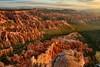 Sunrise at Bryce Canyon National Park, Utah, USA