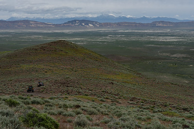 Traversing The High Desert
