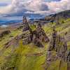 The Old Man of Storr, Isle of Skye, Scotland (May 2019)