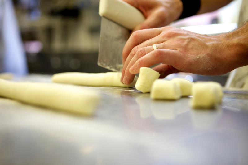 House made gnocchi