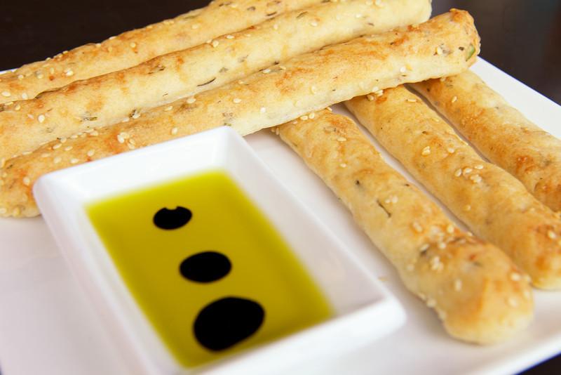 Gluten Free Bread Sticks<br /> <br /> Posana Cafe Gluten Free Dishes 11