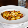 House made mushroom gnocchi<br /> <br /> Posana Cafe Gluten Free Dishes 18
