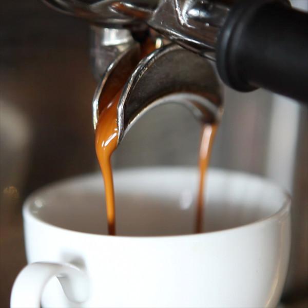 Posana's Signature Blend espresso<br /> <br /> MVI_9923