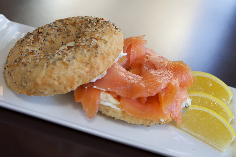 House Made Bagel & Lox
