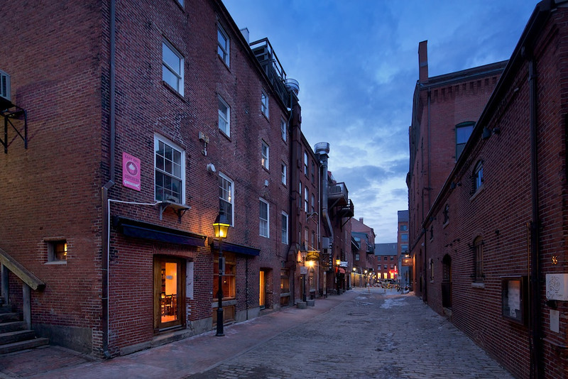 Wharf Street, Street & Company