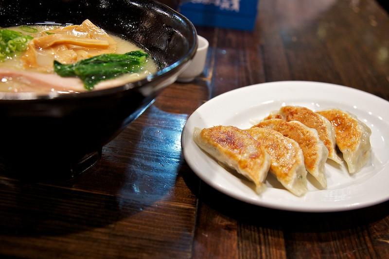 Shinasoba Kibi - chicken ramen.