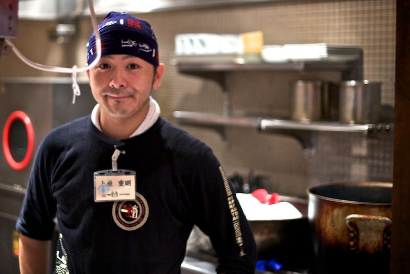 Ippudo Chef