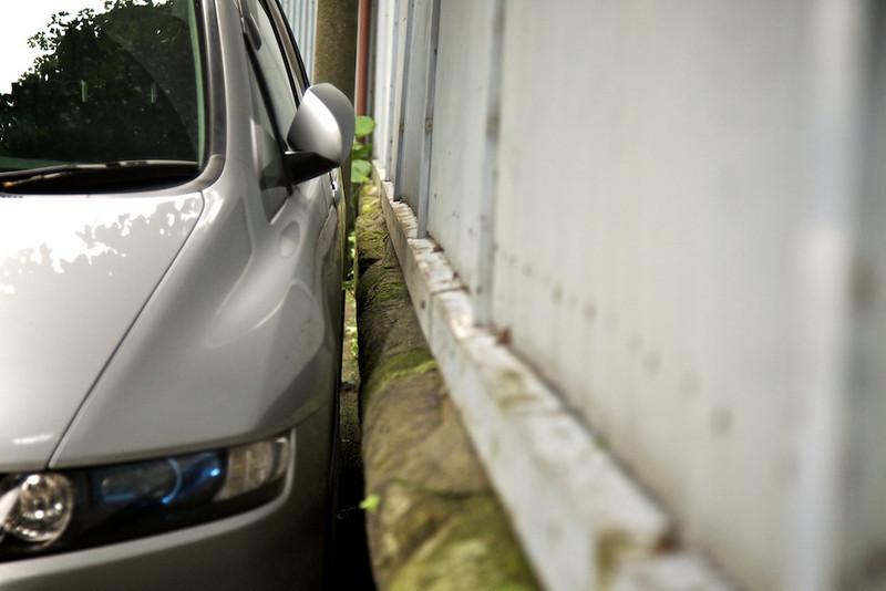 Zemusuzaka Dori parking excellence