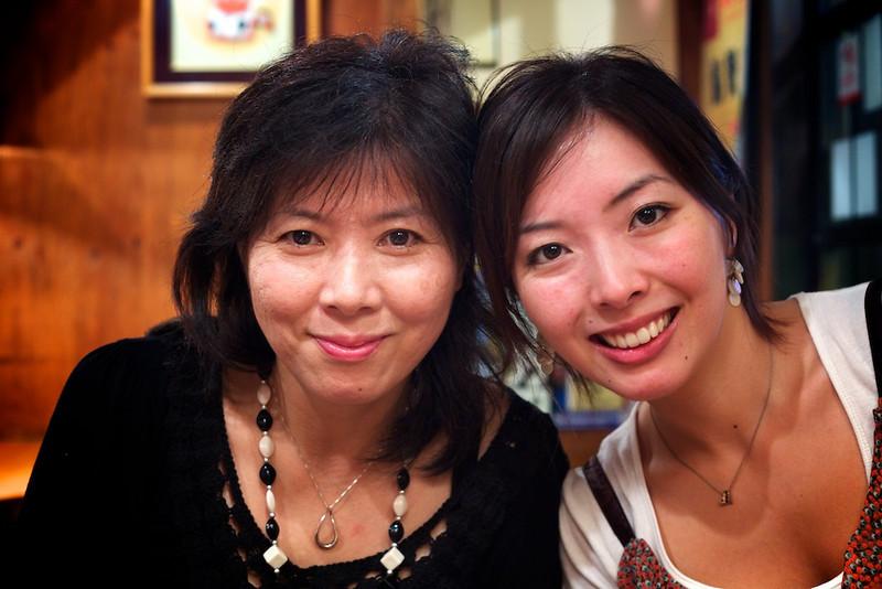Sachi and Miyoko