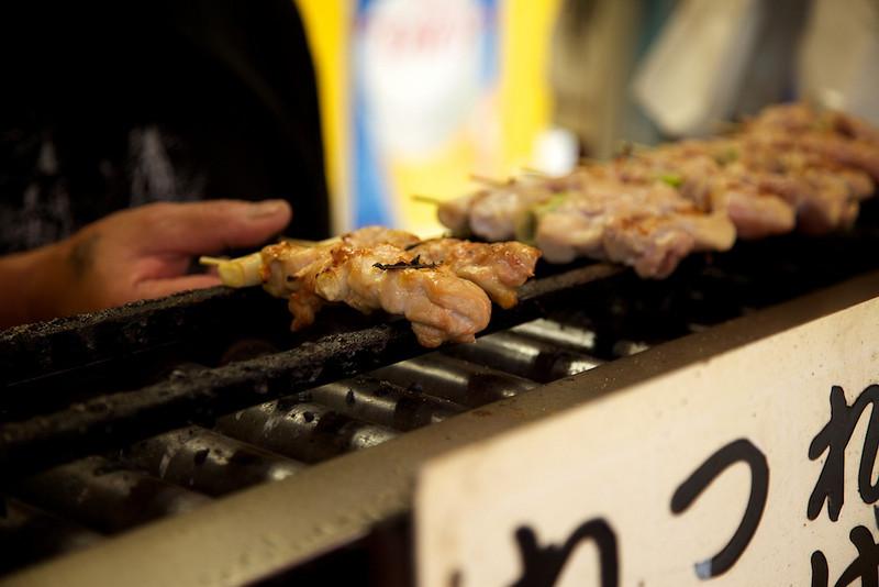 Favorite yakitoriya in Oimachi