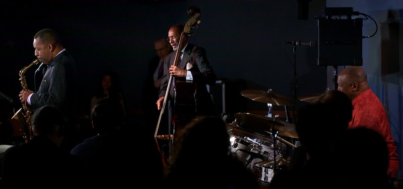 Donald Harrison, Ron Carter, Billy Cobham