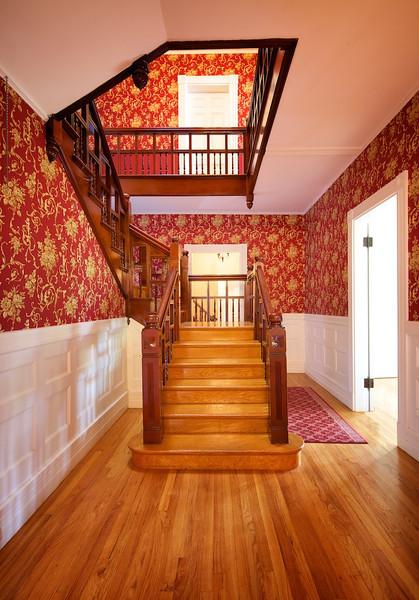 Bucksport Staircase _MG_5978