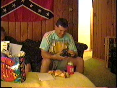 1996 Todd's Graduation Gifting