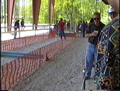 1996 - All Bailey, racing and antics