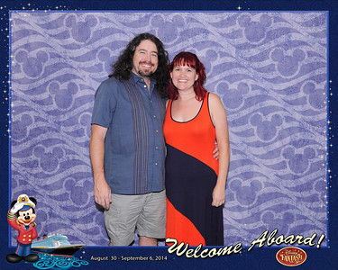 2014-09-03 Anniversary Cruise Photos