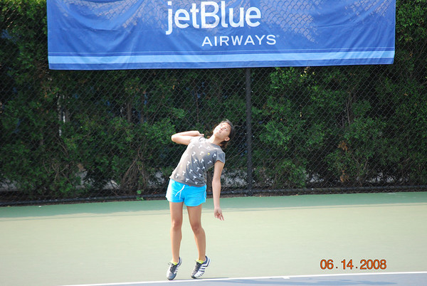2008 Junior Team Tennis