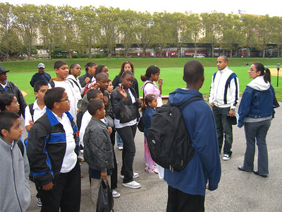 Arthur Ashe Educational Guidance Program