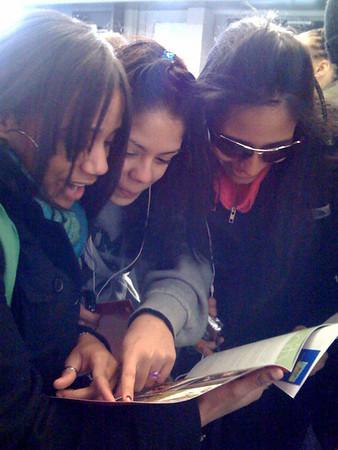 NYU Visit 2009
