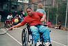 Wheelchair tennis at MP