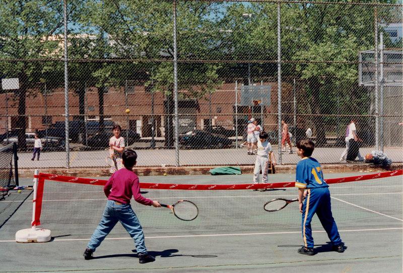 MP PeeWee Tennis