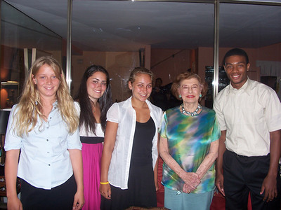 Javits Scholarship 2010